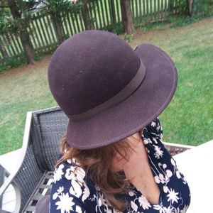 Geo. W. Bollman 100% Wool hat. Union Made USA